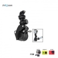 Proocam Pro-J073 Bike Mount with Tripod Adapter for Gopro Hero ,SJCAM , MI YI